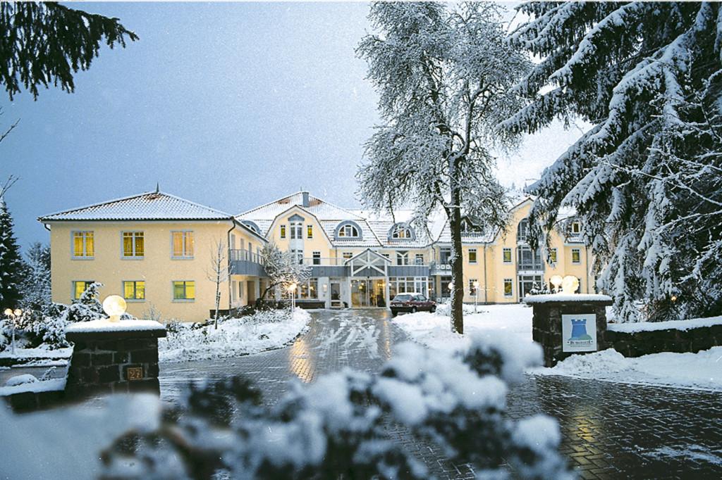 Das Stadthaus am Uehrder Berg: ein großzügig geschnittenes Altenheim direkt in Osterode am Harz.