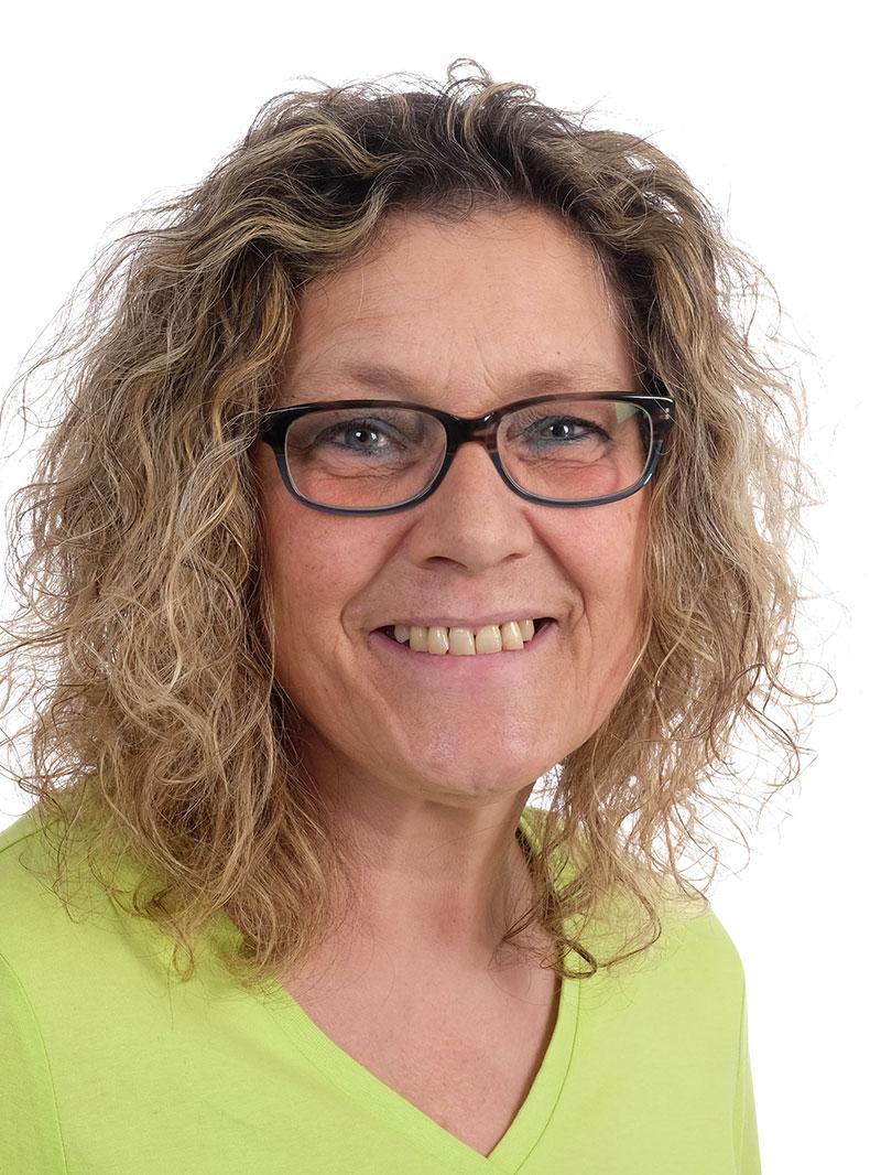 Sylvia Dürkop: Krankenschwester & Pflegedienstleitung im Pflegedienst Margerite