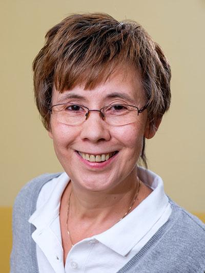 Birgit Schlüter: Leitung der Hauswirtschaft im Altenheim in Osterode