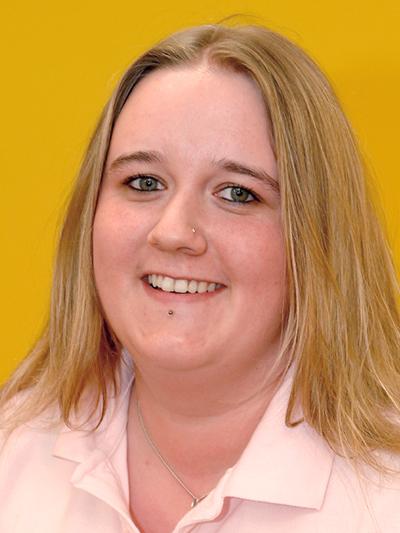 Anika Breitenbach: Pflegedienstleitung im Stadthaus in Osterode