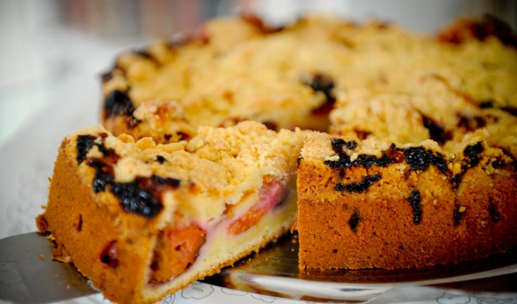 Der Leckere Kuchen gehört immer dazu ob in Osterode oder Eisdorf.