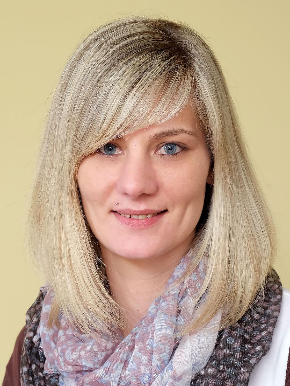 Julia Mackensen: Pflegedienstleitung im Landhaus am Papenberg in Eisdorf.
